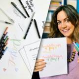 Online cursus 'Brushletteren voor beginners' & Starterset MEDIUM