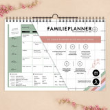 FamiliePlanner X JBC Limited edition - ongedateerd_