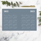 NIEUW! Oudroze SuccesPlanner 2022_
