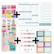Combipakket: Stickers en lijstjes all the way