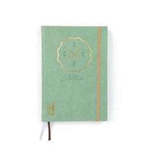 SuccesPlanner Notes Zen-groen